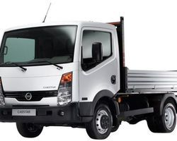 Camion benne 3.5T Nissan Cabstar